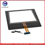 Projetée de 19 pouces écran tactile capacitif USB Interface panneau tactile carré 5 : 4