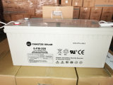 Long alignement de batterie de panneau solaire de la vie active 12V100ah