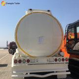 3半車軸40m3ディーゼルタンカーのオイルタンクのトレーラー