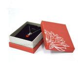 입방체 작은 포켓에 의하여 인쇄되는 주문 로고 팔찌 선물 보석함