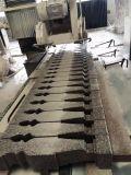 O formato especial informatizada automática coluna Grade Linear pilar sólido balaustrada Banister Esporinha Pedra CNC torno mecânico do perfil de Corte