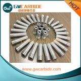 De Pijpen van het carbide met de Houder van het Aluminium