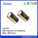 Elektrolytische Met lange levensuur van de Condensator van het lage Voltage 35V 680UF