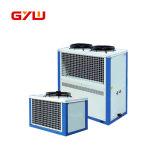 Unidade de condensação de refrigeração, unidade de refrigeração, unidade de refrigeração da sala fria