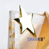 Customzied K9の水晶トロフィのコップの創造的な入賞したコップの昇進は記念品を励ます