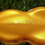 Pigmento cristalino de oro rojizo de la perla de la capa de pintura de 16353 reflejos