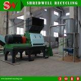 Máquina que saltara de madera del desecho caliente de la venta para destrozar la madera inútil