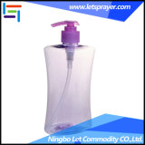 Пластичная бутылка спрейера с спрейером пуска