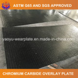 Sovrapposizione d'acciaio resistente all'uso della piastrina del carburo