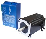NEMA 34 8.5nm IP65 Gesloten Hoge Efficiënte Stepper van de Lijn Motor met de Bevordering van de Bestuurder en Versnellingsbak