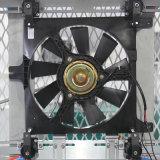 Jp recién creado Ventilador de refrigeración del motor de automóvil máquina de equilibrado