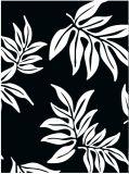 """Modo 100% cotone popeline fiore stampato del fumetto del tessuto di 60X60 90X88 variopinto 57/58 """""""
