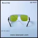 740 - 1100nm gafas de protección ocular por láser de diodo y Alexandrite & Nd: YAG de Laserpair