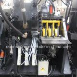 CNC de Gaten van de Stempel op de Machine van het Staal van de Staaf van de Hoek