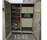 200kVA aucun bruit de réponse rapide 3 phase 400V Digital stabilisateur de tension