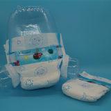 Fábrica de japoneses de bebé descartáveis fralda de algodão