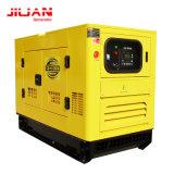 Fábrica elétrica silenciosa de Genset do jogo da potência para a venda 60kVA gerador Diesel Guangzhou da potência de 50 quilowatts