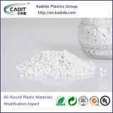 Материалы белого цвета Masterbatch присадки для экструзии для литья под давлением
