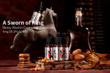 Горячее продавая дух верхнего здоровья естественное присягнутое изготовления жидкости сигареты e смешанного флейвора короля Remy Мартин Конгяка Табака электронного