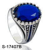 새로운 아랍 디자인 은 반지 보석 공장 도매