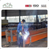 Estructura de acero de la Wold-Clase para el &Construction del edificio (almacén/taller)