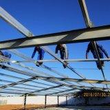 Chambre de poulet de structure métallique avec le bâti léger de structure métallique