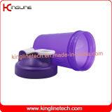 400 мл пластмассовые белка вибрационное сито с шаровой опоры вибрационного сита и ручку(KL-7011)