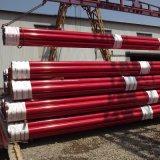 FM, UL-Feuer-System verwendet ringsum Stahlrohr des Metalkohlenstoff-ERW