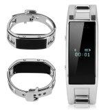 Bluetooth, das intelligenten Wristband D8 vibriert, Sports intelligente Uhr für IOS-androides Telefon Reloj