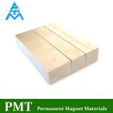 N52 de Magneet van de Zeldzame aarde van de Staaf van 100X20X10 met het Magnetische Materiaal van het Neodymium