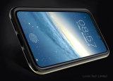 iPhone Xのための1つの3Dダイヤモンドの箱に付きPC+TPU 2つ