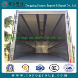 A7 6X4 de Legering van het Aluminium HOWO Van Truck voor Verkoop