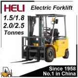 ロードが付いているフォークリフトの小型電気フォークリフトの価格1.5/2/3/5トン