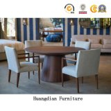 주문 호텔 목제 대중음식점 팔걸이는 착석시킨다 안락 의자 (HD1105)를 식사하는 다방을