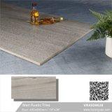 建築材料の木のマットの磁器の無作法な床タイル(VR45D9647、450X900mm)