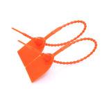 表したシールのタンパーの明白な機密保護のプラスチックシール