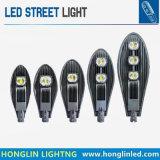 옥외 점화 헥토리터 대양 검정 LED 가로등 240W 도로 공도 정원 공원 가로등 85-265V IP65 램프