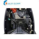 De wijd Gebruikte Opblaasbare Boot van de Benzine van 20 PK met Buitenboordmotor