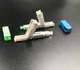 Aus optischen Fasern schnelle Verbinder für optische Steckschnür für CATV u. LAN