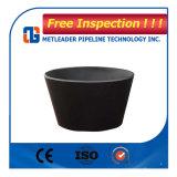 Concéntrico de acero al carbono tubo excéntrico Reductor de montaje