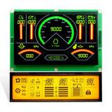 Écran jaune/vert de 12864 de POINT modules graphiques d'affichage à cristaux liquides, d'écran LCD pour Arduino