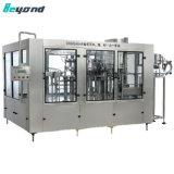 El jugo de frutas automático equipo de llenado y tapado con Control PLC