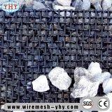setaccio a maglie d'acciaio di grande formato del foro di 25mm per per la cava