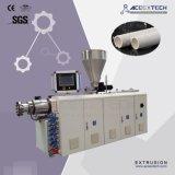 Belüftung-Rohr-Strangpresßling-Zeile/Plastikrohr, das Maschinen-Hersteller bildet