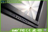 70 '' pasten het Interactieve LCD Scherm van de Aanraking voor Middelgrote Binnen aan of Openlucht