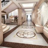 フォーシャンの工場最上質の魅力的なデザインカスタマイズ可能な床タイル