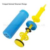 De plastic Pomp van de Ballon Manumotive