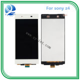 Экран LCD мобильного телефона для экрана дисплея касания Сони Z4