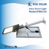 50W de energía solar inteligente Calle luz LED con control remoto