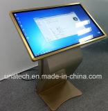 カスタマイズされたサイズ情報のキオスクのタッチ画面赤外線TVビデオ屋内LED/LCDの接触表示